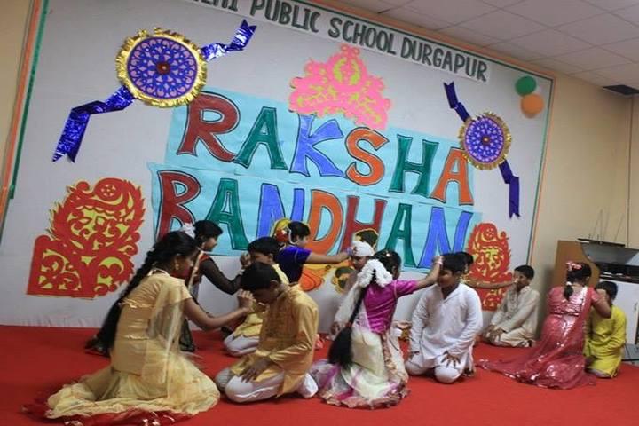 Delhi Public School-Rakhi Celebrations