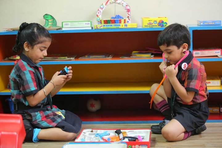 Delhi Public School-Play Room