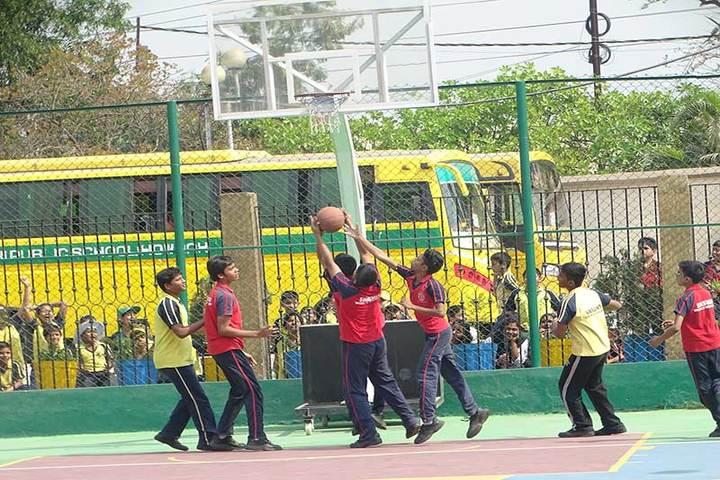 Delhi Public School-Volley Ball