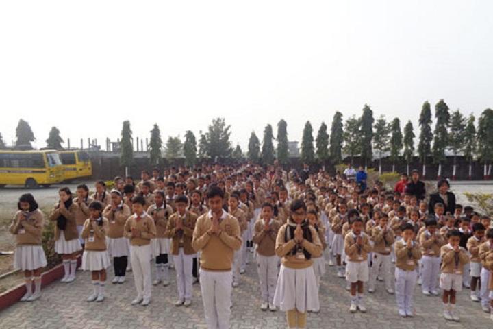 Doon Heritage School-Assembly