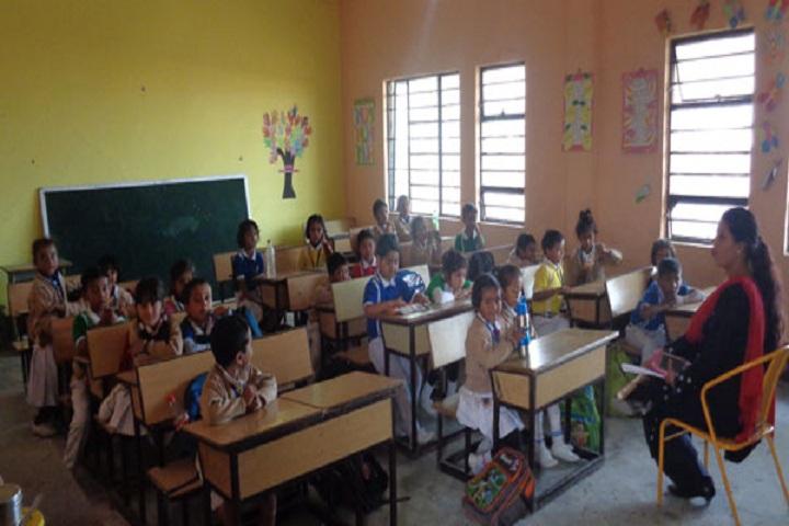 Doon Heritage School-Classroom