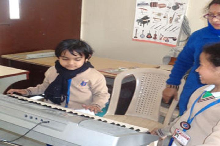 Doon Heritage School-Music Room