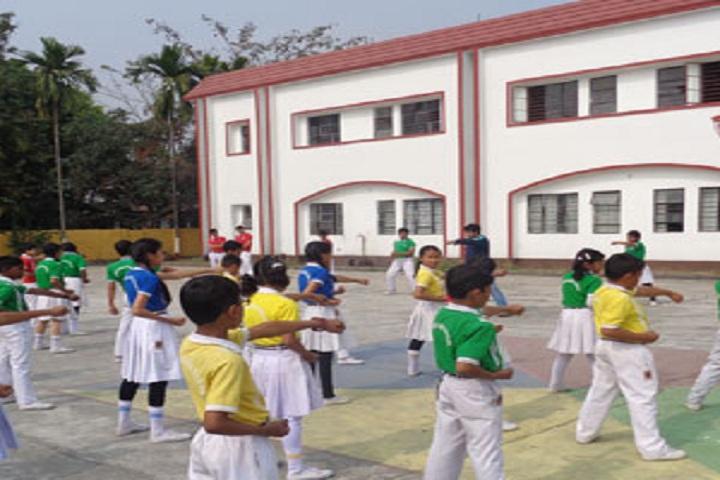 Doon Heritage School-Karate