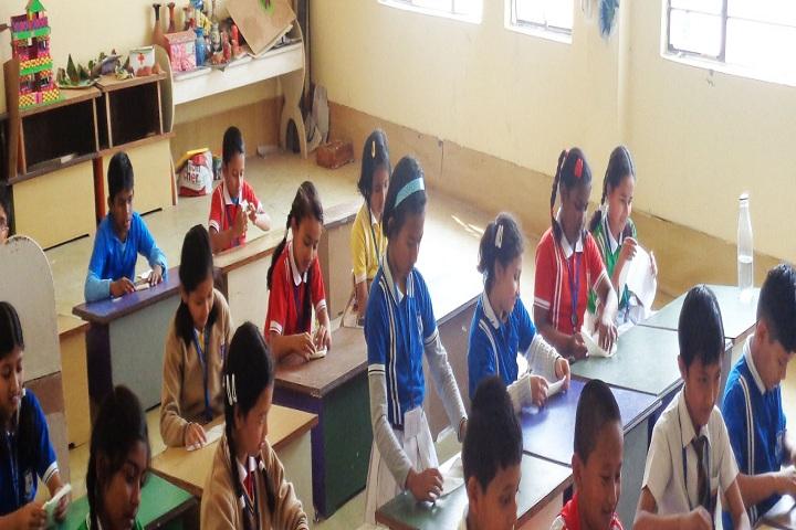 Doon Heritage School-Art And Craft Room