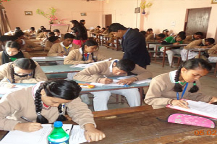 Doon Heritage School-Hand Writing Competition