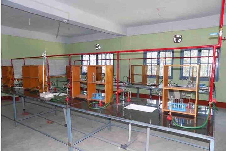Dream Angels Academy-Science Lab
