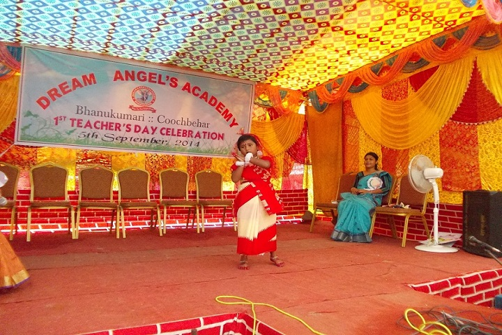 Dream Angels Academy-Teachers Day Celebrations