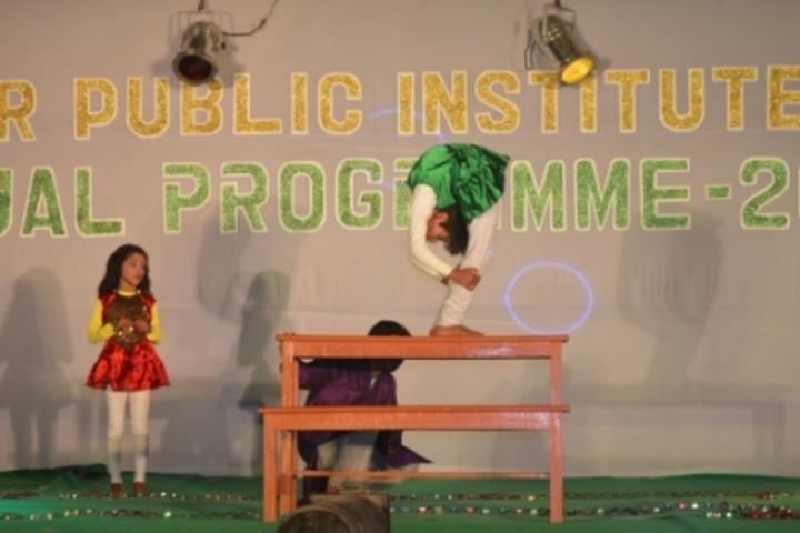 Durgapur Public Institute-Annual Day Celebrations