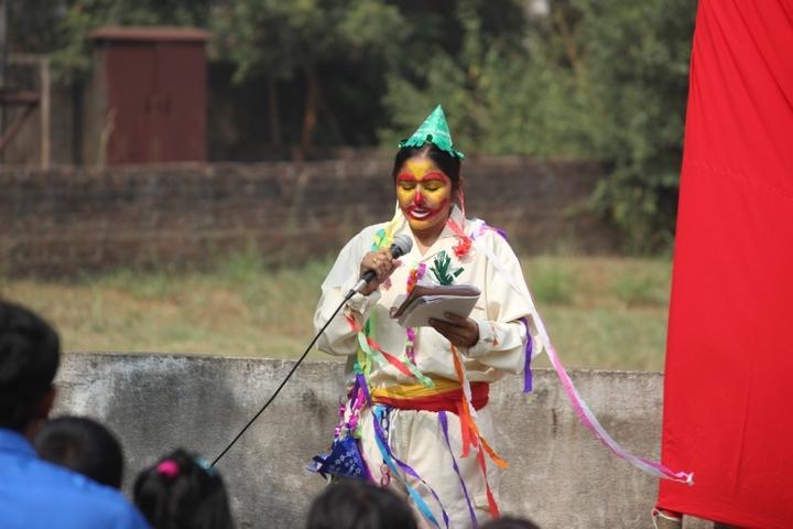 Durgapur Public Institute-Childrens Day Celebrations