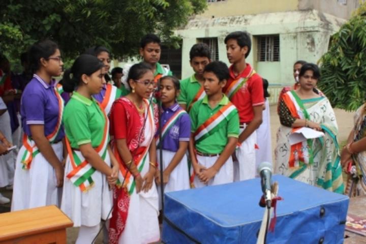 Durgapur Public Institute-Republic Day Celebrations