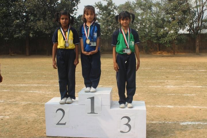 Durgapur Public Institute-Sports Winners