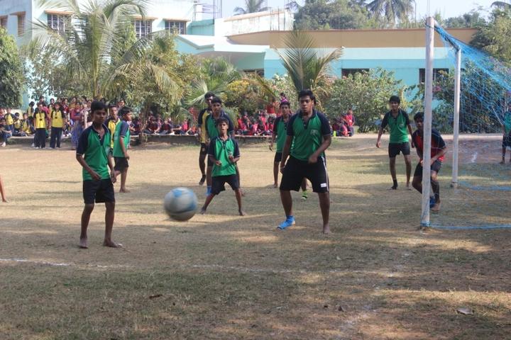 Durgapur Public Institute-Sports