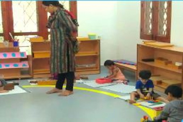 Durgapur Public Institute-Montessori Room