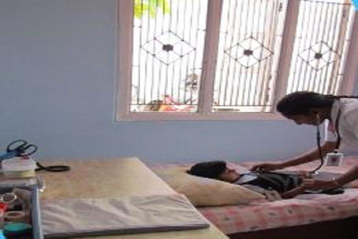 Durgapur Public Institute-Sick Room