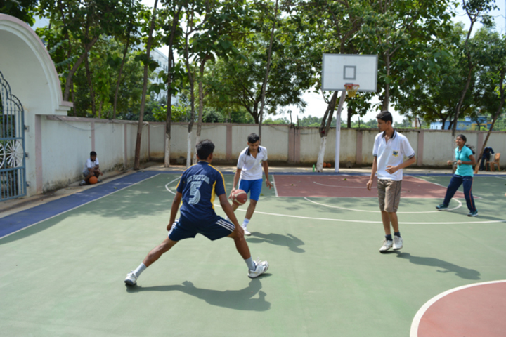Durgapur Public School-Sports