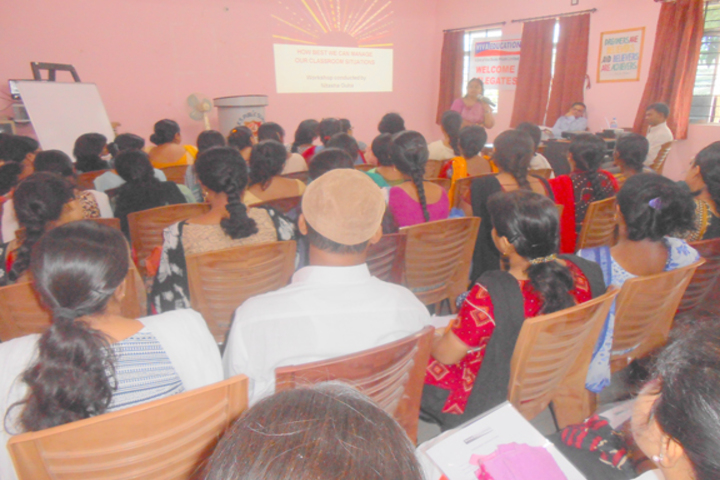 Durgapur Public School-Workshop