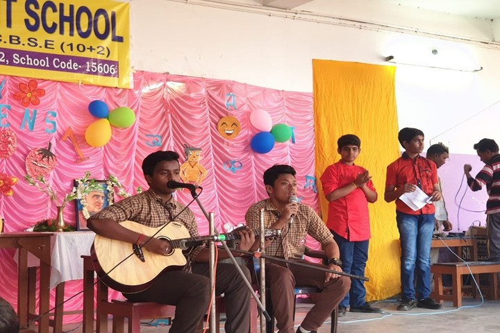East Point School-Singing
