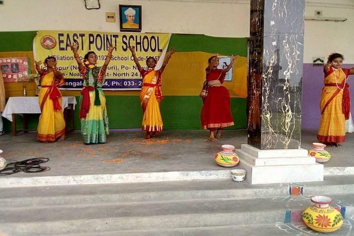 East Point School-Dancing