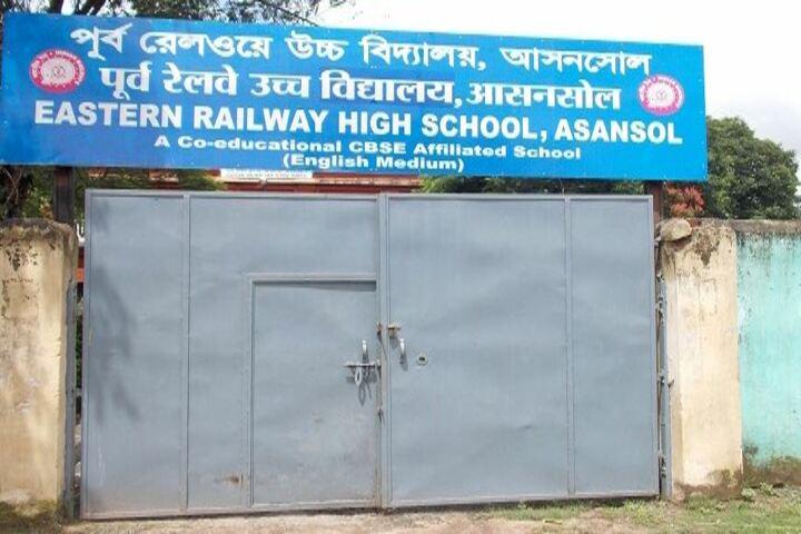 Eastern Railway High School-Campus Area
