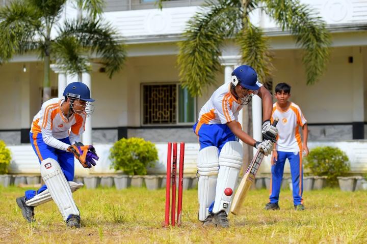 Explore International School-Inter school Cricket Competition