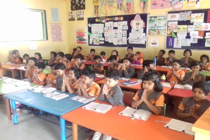 Explore International School-Prayer