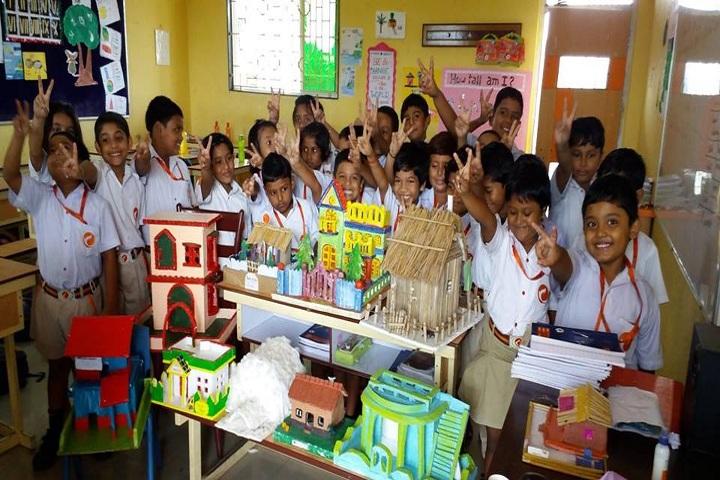 Explore International School-Science Exhibition