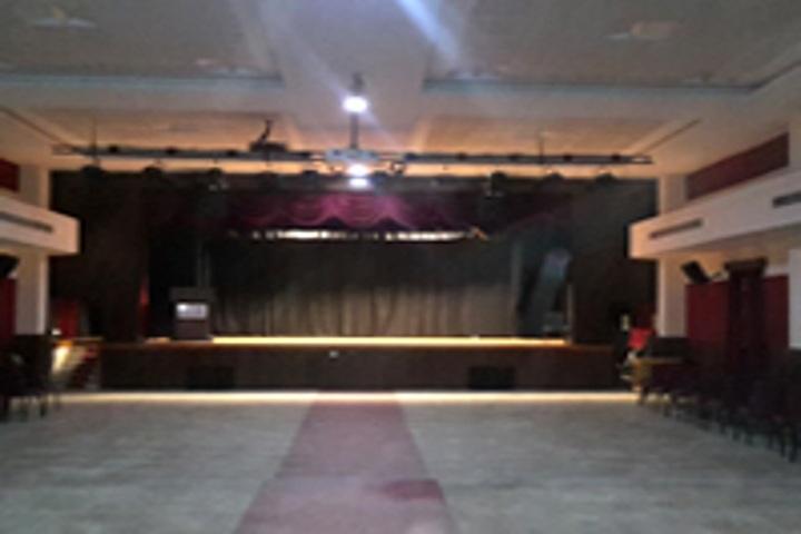 Future Campus School-Auditorium