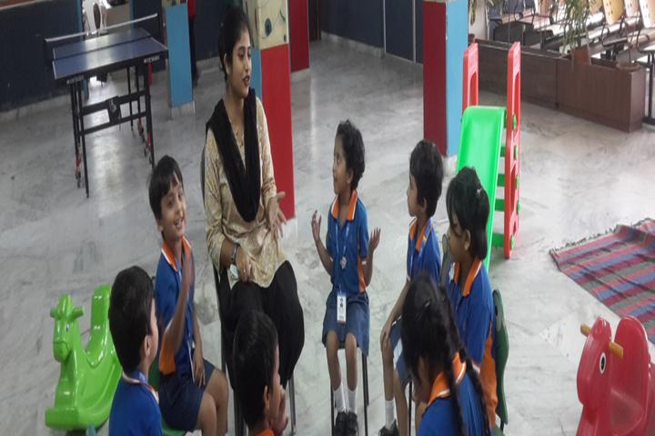 Future Campus School-Classroom Activity