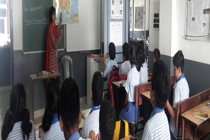 Future Campus School-Classroom