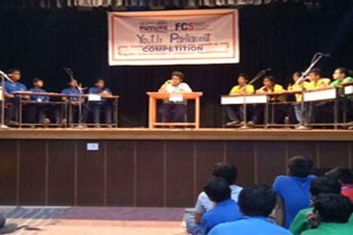 Future Campus School-Quiz Competition