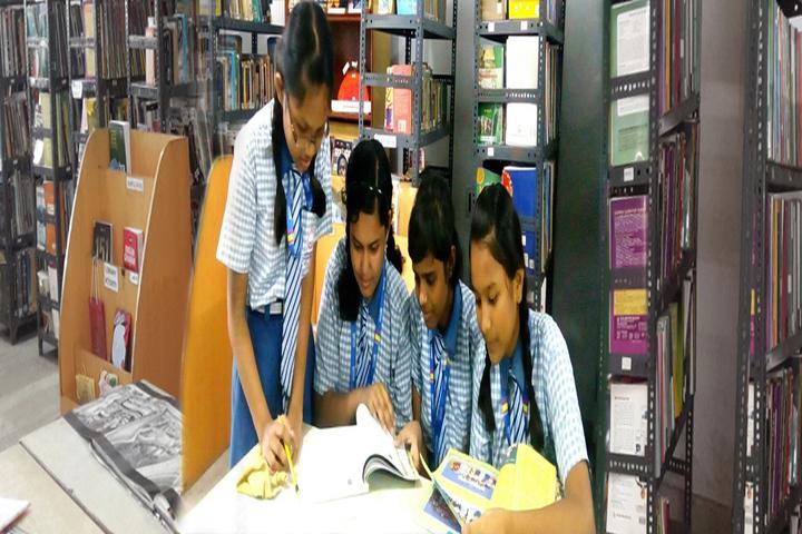 Future Campus School-Library