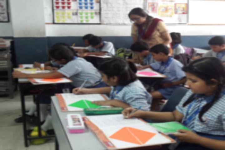 Future Campus School-Maths Lab Activity
