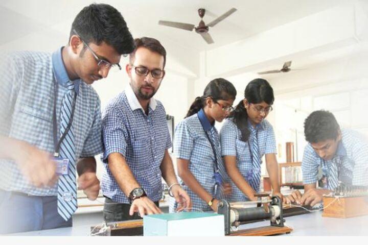 Future Campus School-Physics Lab