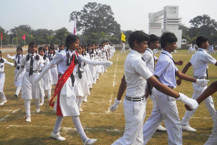 Ashoka Public School-Sports Meet