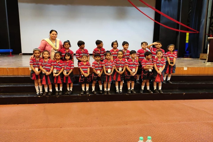 G D Goenka Public School-Children's Day