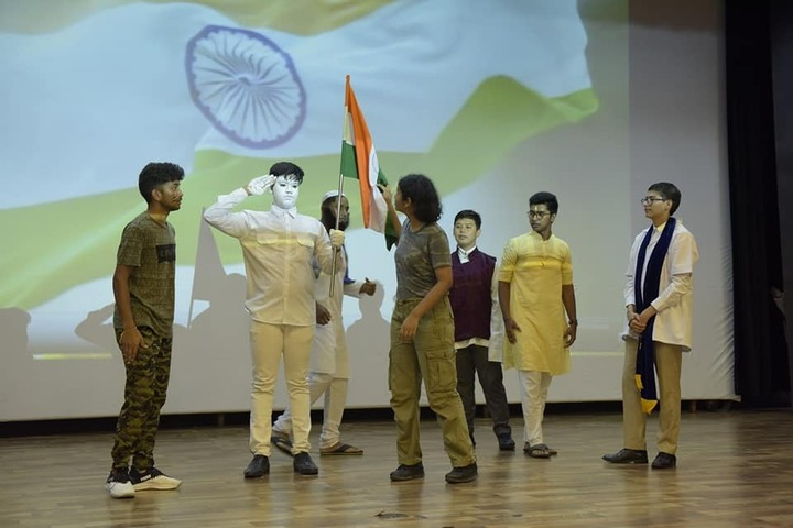 G D Goenka Public School-Independence Day