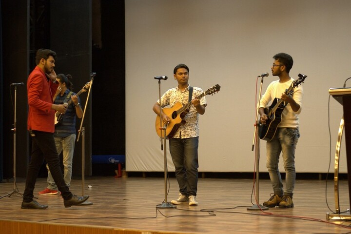 G D Goenka Public School-Music Activity