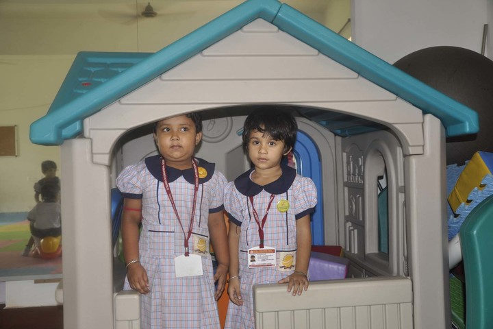 Purv International School-Activity Room