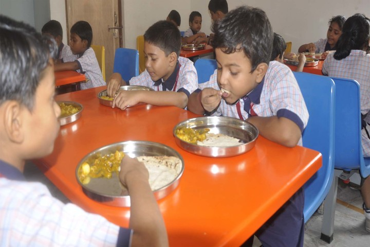 Purv International School-Canteen