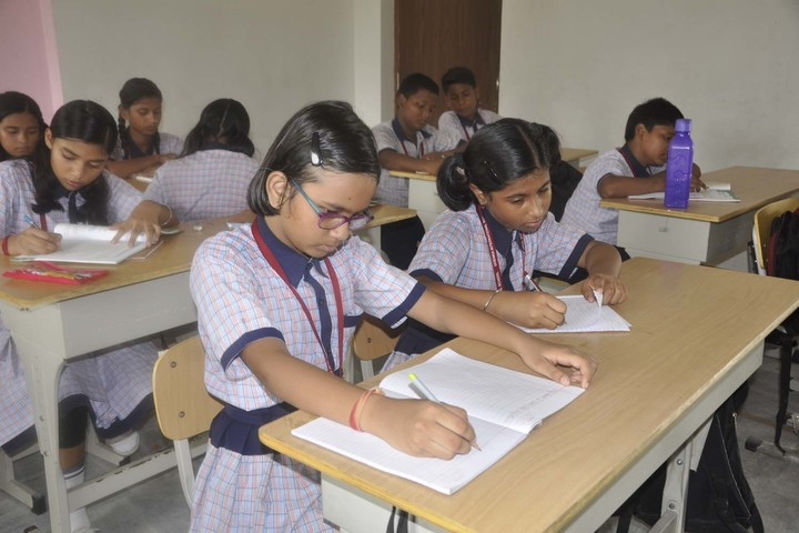 Purv International School-Classroom