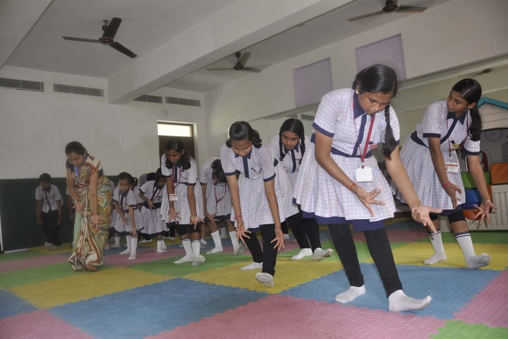 Purv International School-Dance Room