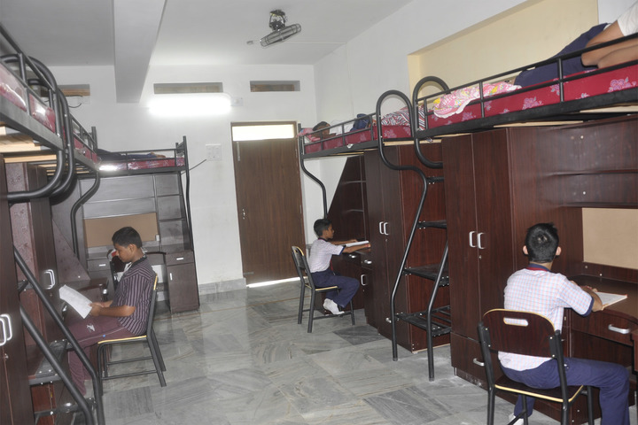 Purv International School-Hostel Rooms