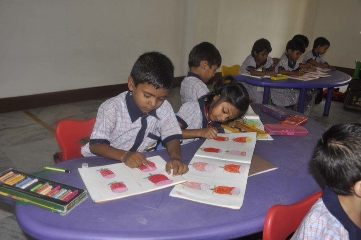 Purv International School-Junior Classroom