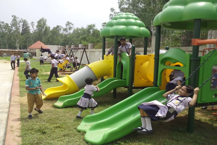 Purv International School-Kids Park