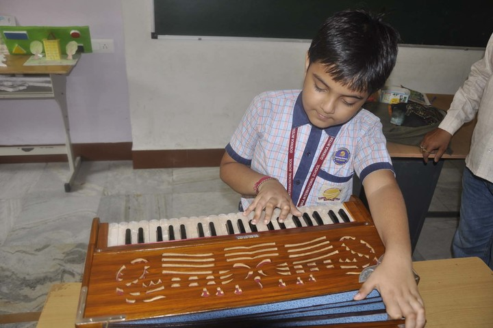 Purv International School-Music Room