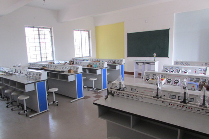 Purv International School-Physics Lab