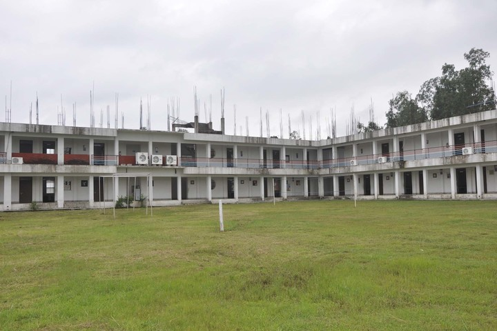 Purv International School-School Building