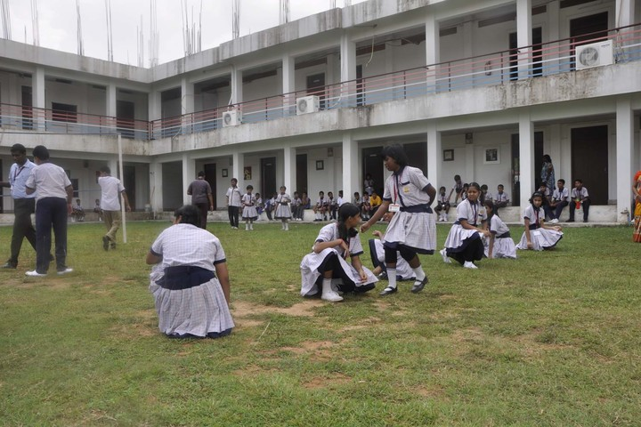 Purv International School-Sports
