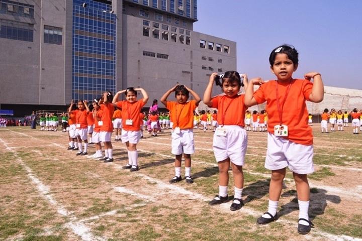 Gokhale Memorial Girls School-Annual sports