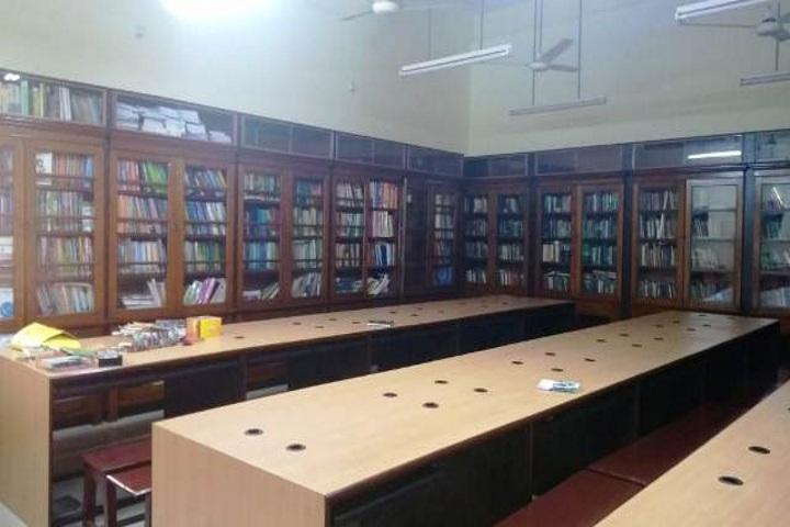 Gokhale Memorial Girls School-Library